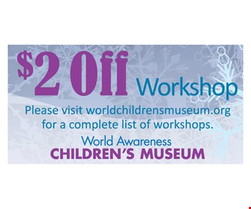 $2 Off workshop