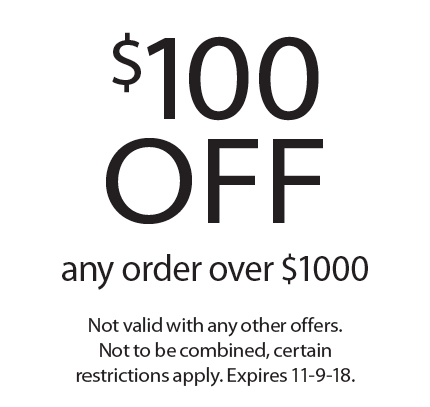 Closet Butler: $100 Off Any Order Over $1000. Not Valid With Any Other  Offers