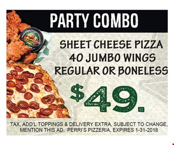$49 Party Combo