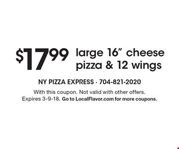 $17.99 large 16