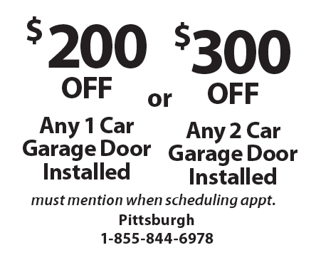 Elegant PRECISION GARAGE DOORS: $200 OFF Any 1 Car Garage Door Installed OR $300  OFF Any