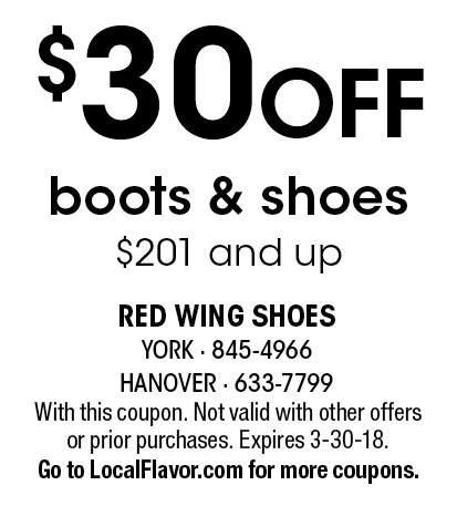 photo about Red Wings Boots Printable Coupons identified as Purple wing discount coupons - Wiper blades low cost code