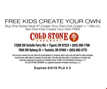 Free Kids Create Your Own