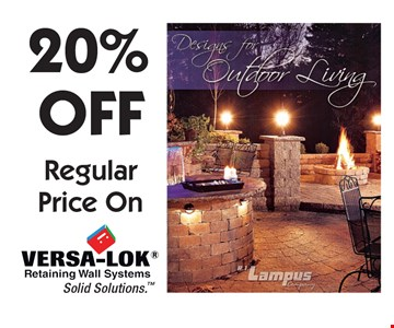 20% OFF Regular Price On. With coupon. Not valid with other offers or prior purchases. Offers expire 6-15-18