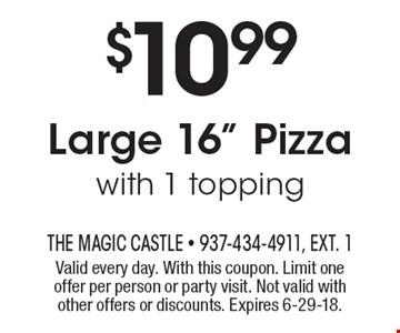 $10.99 Large 16
