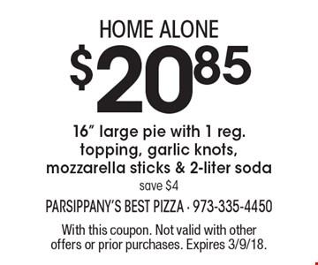 Home Alone - $20.85 16