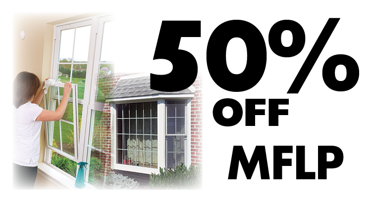 THERMAL QUALITY WINDOW U0026 DOOR: 50% Off MFLP.