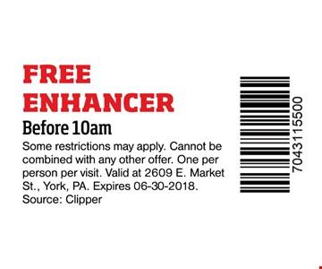 Free enhancer