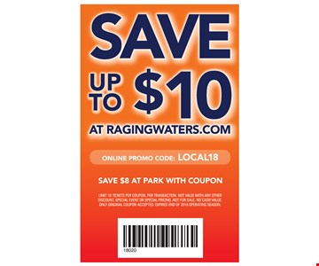 Save Up To $10