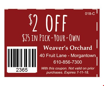 With this coupon. Not Valid on Prior Purchases.
