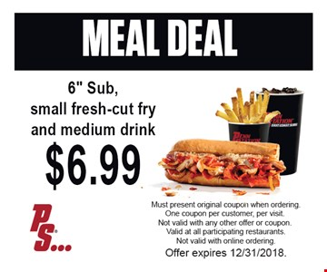 Meal Deal 6