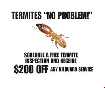 Kilter Termite Pest Control Termites