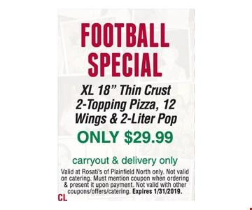 Football Special. XL 18