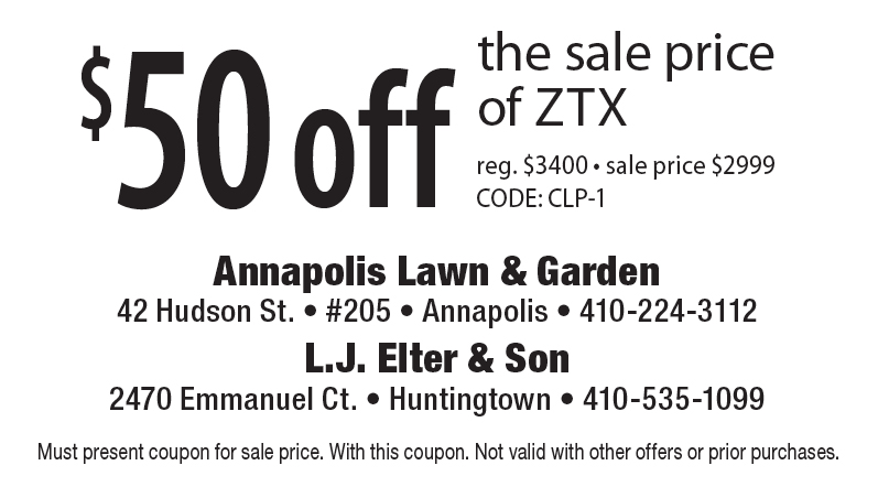 LocalFlavorcom ANNAPOLIS LAWN and GARDEN Coupons