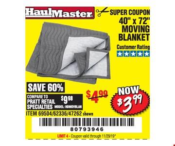 Haul Master 40