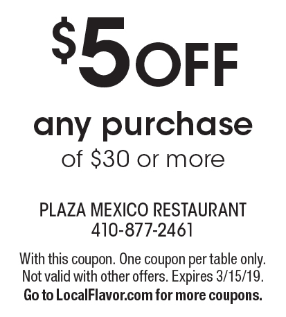 Get deal alerts for Plaza Mexico
