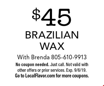 $90 1 1/2 HR.DEEP TISSUE OR HOT STONE MASSAGE With Robert 831-905-8218. No coupon needed. Just call. Not valid with other offers or prior services. Exp. 9/6/19. Go to LocalFlavor.com for more coupons.