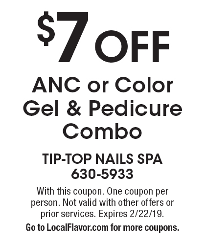 Tip Top Nails and Spa