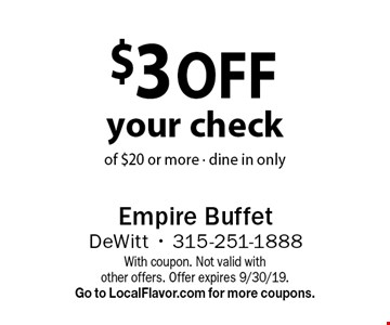 Astonishing Localflavor Com Empire Buffet Coupons Download Free Architecture Designs Embacsunscenecom