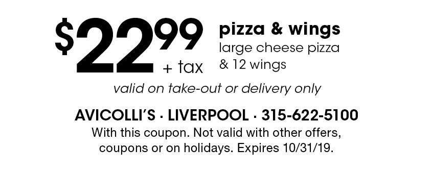 avicolli liverpool ny coupons