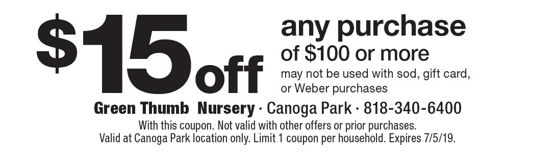 green thumb ventura coupons printable