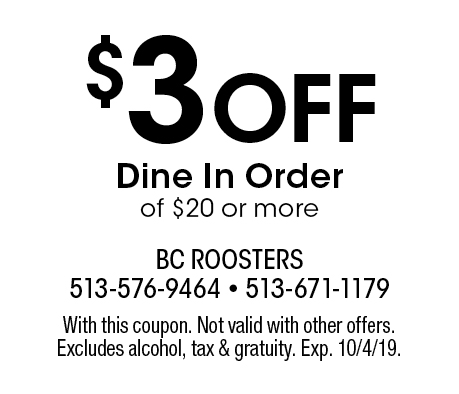 photo regarding Roosters Wings Printable Coupons named - Roosters Discount codes