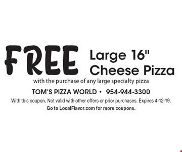 FREE Large 16