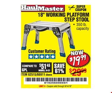 HaulMasters 18
