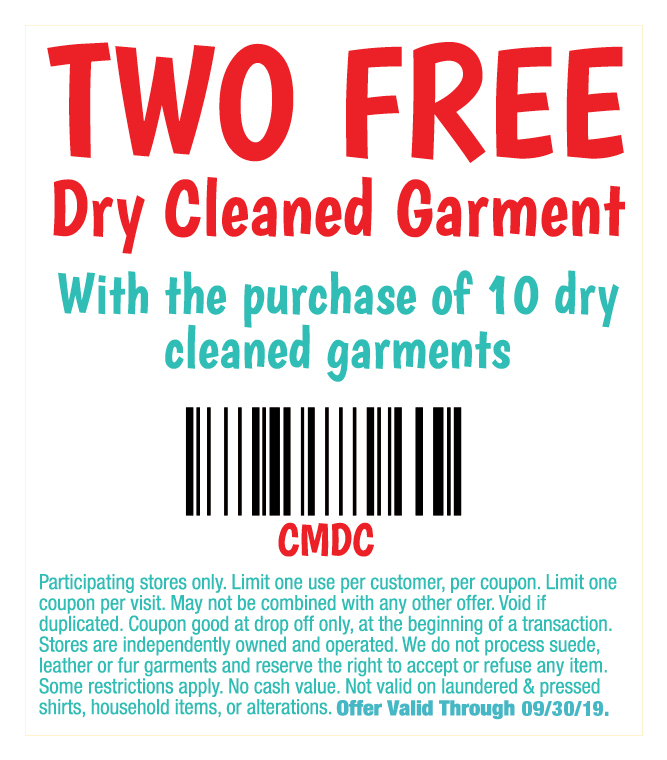picture relating to Cd One Price Cleaners Coupons Printable named - CD 1 Rate Cleaners Discount codes