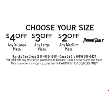 Round Table Large Pizza Size.Localflavor Com Round Table Pizza Coupons
