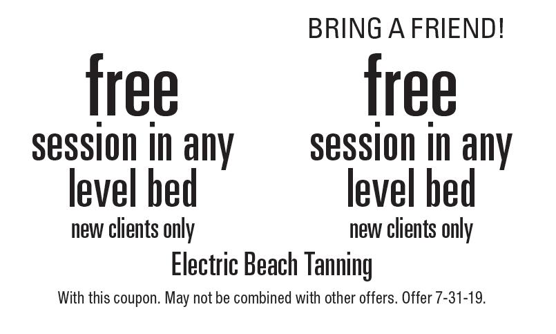 Headlines Salon & Electric Beach Deals