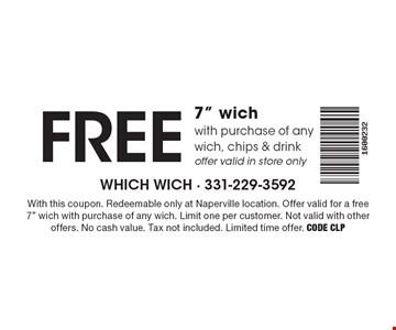 Free 7