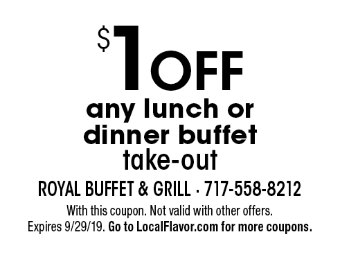 picture relating to Royal Buffet Printable Coupons identified as - Royal Buffet Discount codes