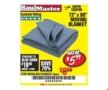 Haul master 72