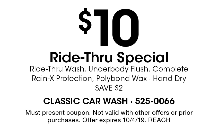 photograph regarding Mr Wash Coupons Printable known as - Clic Automobile Clean Coupon codes