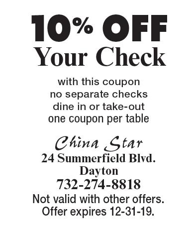 china star minot nd coupons
