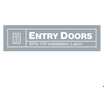 Entry doors 50% off installation labor. Offers expire 12/31/19. Cannot be combined with other offers or prior purchases. $50.00 window discount is applied to the full-price of any window purchased with a triple-pane glass package. 50% discount on the installation of roofing or doors applies only to labor cost of a typical installation; additional labor costs may apply. 0% interest financing is offered to qualified buyers with approved credit; interest accrues from date of purchase but waived if paid in full within 18 months. Rite Window is locally owned & operated with headquarters in Woburn MA. MHIC# 138722