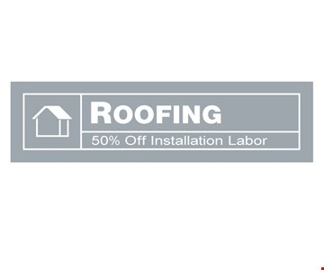 Roofing 50% off installation labor. Offers expire 12/31/19. Cannot be combined with other offers or prior purchases. $50.00 window discount is applied to the full-price of any window purchased with a triple-pane glass package. 50% discount on the installation of roofing or doors applies only to labor cost of a typical installation; additional labor costs may apply. 0% interest financing is offered to qualified buyers with approved credit; interest accrues from date of purchase but waived if paid in full within 18 months. Rite Window is locally owned & operated with headquarters in Woburn MA. MHIC# 138722