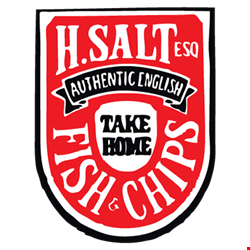 H salt fish and chips coupons for H salt fish chips