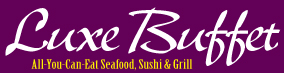 picture regarding The Luxe Buffet Printable Coupon referred to as - The Luxe Buffet Coupon codes