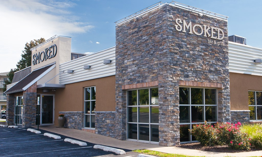 Product image for Smoked Bar & Grill $15 For $30 Worth Of Casual Dining (Also Valid For Take-Out W/Min. Purchase Of $45)
