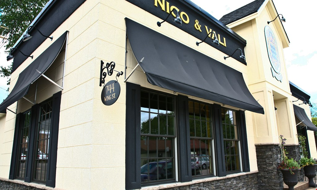 Product image for NICO & VALI Italian Eatery $15 For $30 Worth Of Italian Dining (Also Valid On Take-Out W/ Min. Purchase Of $45)