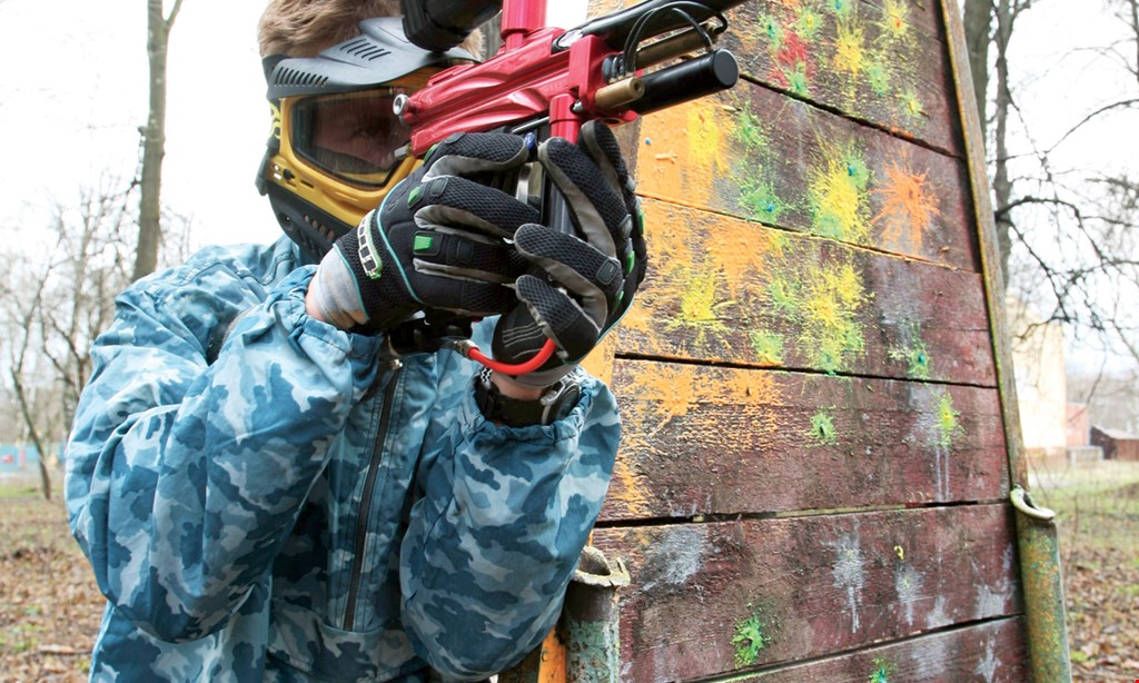Product image for Paintball Adventures $18 for a Paintball Adventure Experience (Reg $39)