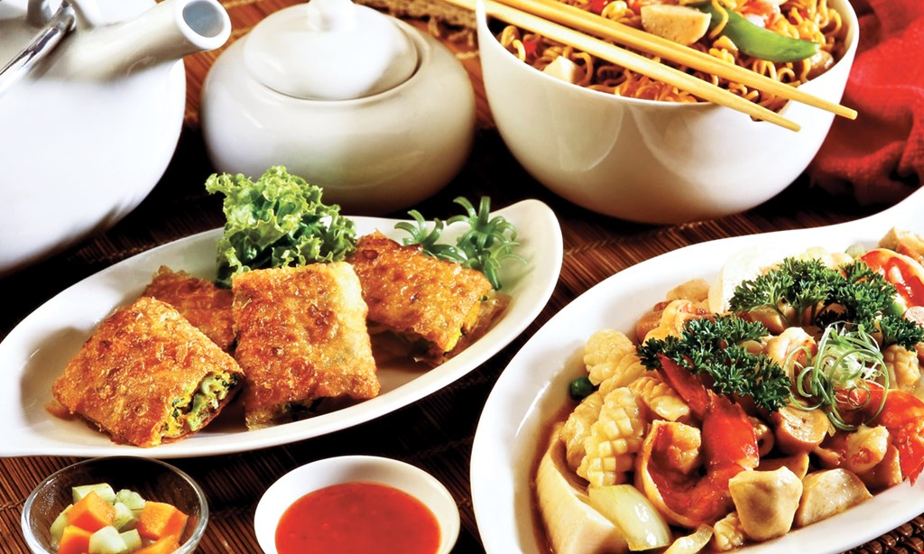 Product image for Red Parrot Asian Bistro $15 For $30 Worth Of Asian Cuisine