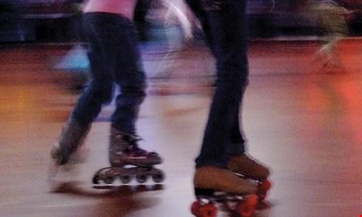Product image for Skateworld of Kettering $29 For Open Skate For 4 With Pizza, Skate Rental & Soft Play (Reg. $91.70)