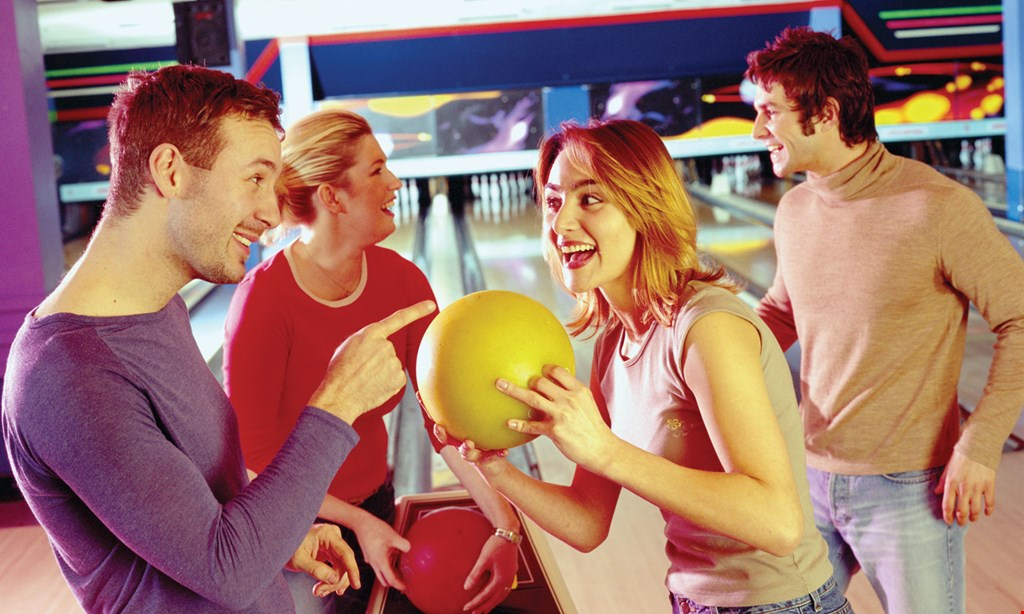 Product image for Oak Ridge Bowling Center $26 For $52 For A Weekday Bowling Fun Package For 4