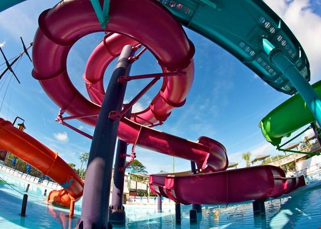 Adventure Landing- Waterpark