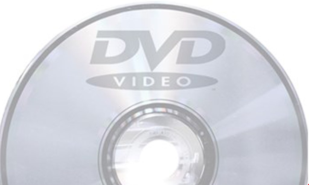 Product image for Flicko's $40 for Four Videotape-To-Dvd Conversions (Reg $100)