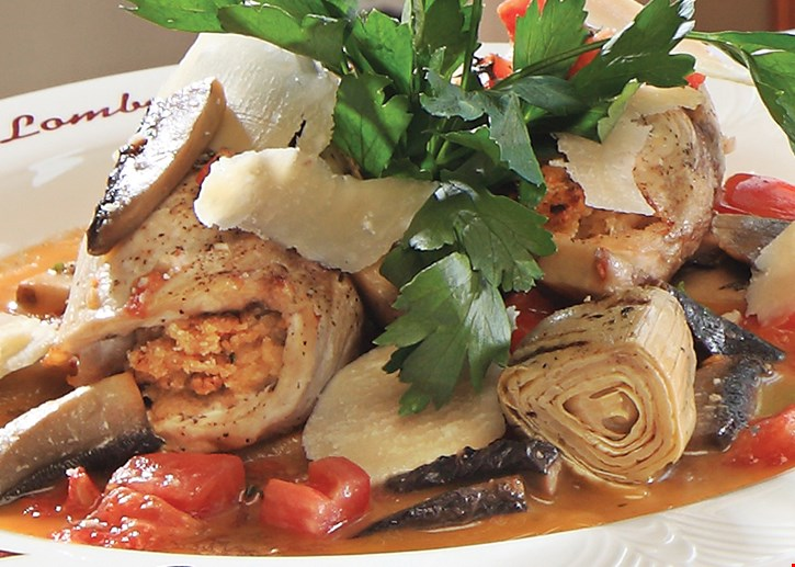 Product image for Paolo Lombardi's Ristorante & Catering $15 For $30 Worth Of Fine Italian Dining