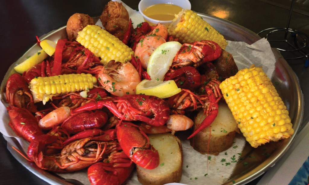 Product image for Beachside Seafood $25 for $50 Worth of Great Florida Seafood Dining